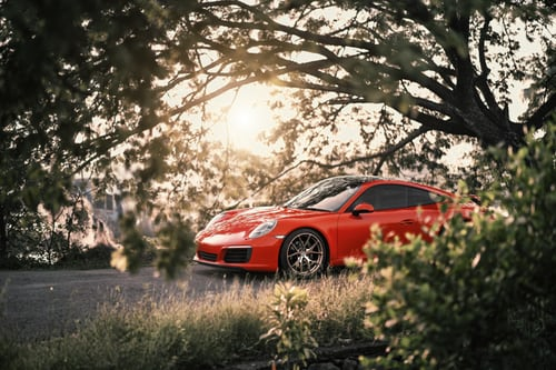 Exotic & Sports Car Insurance